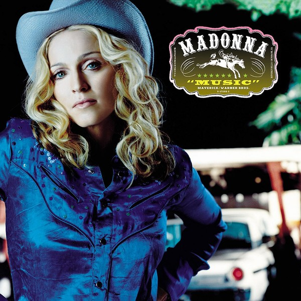 Madonna - Music 2000