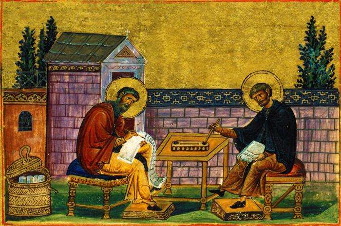 Преподобный Иоанн Дамаскин.